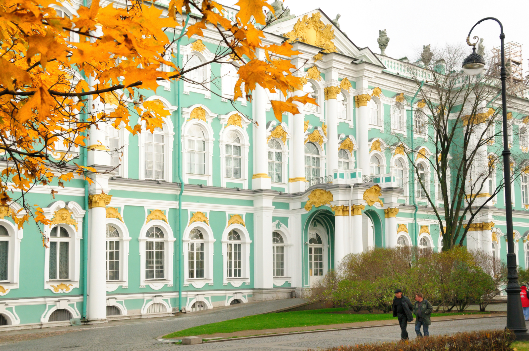 Winter Palace : Hermitage, St Petersburg, Russia